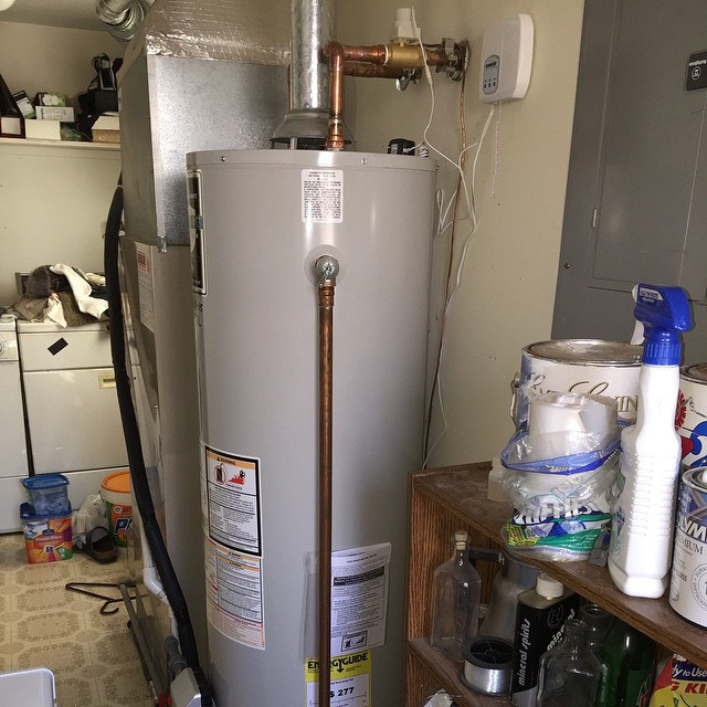 hot water system service ipswich